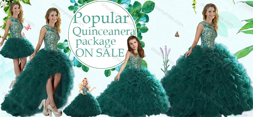 Quinceanera Dress On Sales
