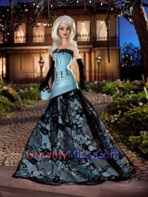 Modest Party Clothes Princess Made to Fit the Barbie Doll