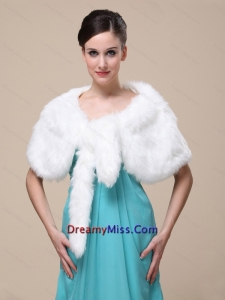 Modest Fox Fringed Fur For High Quality In stock Special Occasion