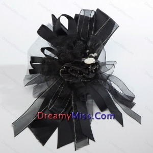 2014 Fashionable Imitation Pearls and Lace Fascinators