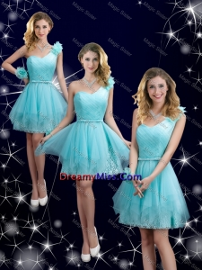 Beautiful Mini Length Prom Dresses with One Shoulder