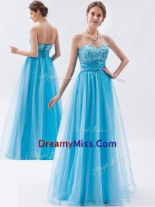 Timeless Empire Sweetheart Beading Prom Dresses for Pageant