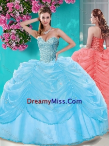 Light Blue Prom Dresses 2017 | Light Blue Quinceanera Dresses