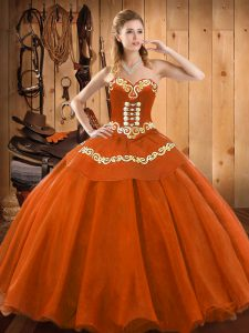 Custom Made Tulle Sleeveless Floor Length Sweet 16 Quinceanera Dress and Ruffles