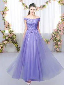High Quality Sleeveless Lace Lace Up Quinceanera Dama Dress