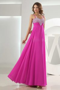 New Fashion Beaded 2014 Empire Homecoming Dress with Spaghetti Straps